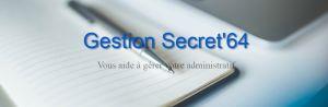 Gestion Secret'64
