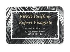 Fred coiffeur expert visagiste