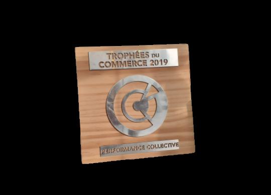 trophées du commerce 2019
